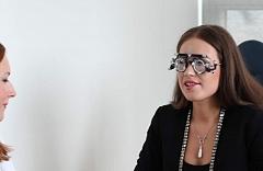 laserová operácia očí Denisa Vyšňovská