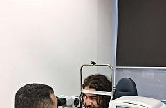 Laserová operácia očí Relex Smile - kanadský hokejista Mathew Maio 4