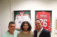 Laserová operácia očí Relex Smile - kanadský hokejista Mathew Maio 11