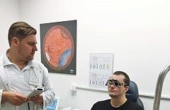 operácia očí Viktor Ostrovský reprezentant SR vo vzpieraní 05
