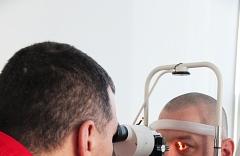 Štefan Bláha operácia očí