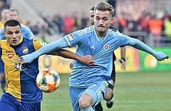 Jurij Medveděv, futbalový obranca, ŠK Slovan
