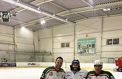 Laserová operácia očí Relex Smile - kanadský hokejista Mathew Maio 14