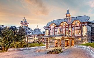 Grand hoteli Kempinski Vysoké Tatry