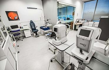 očná klinika Bratislava Aupark 29