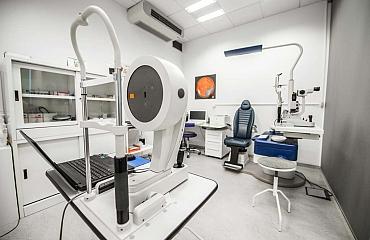 očná klinika Bratislava Aupark 26