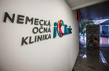 očná klinika Bratislava Aupark 42