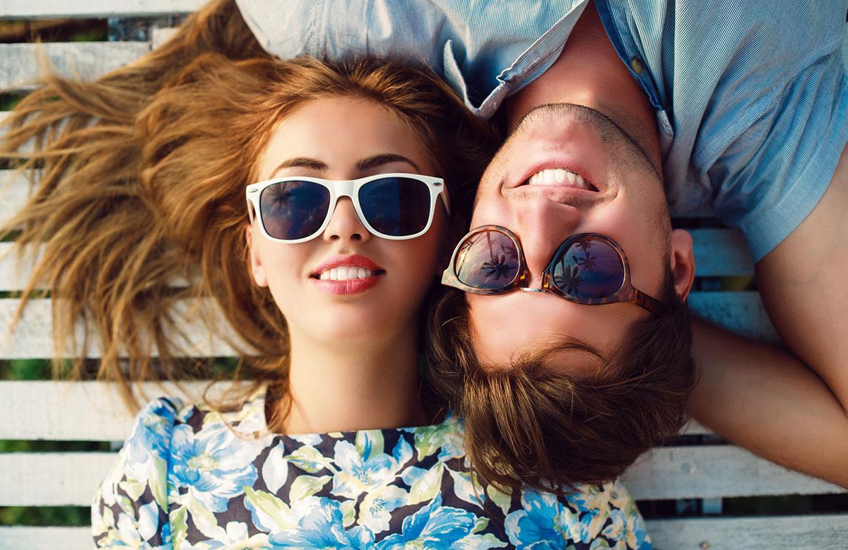 aaf14b24f Leto a šport: 4 rady, ako si vybrať správne slnečné okuliare
